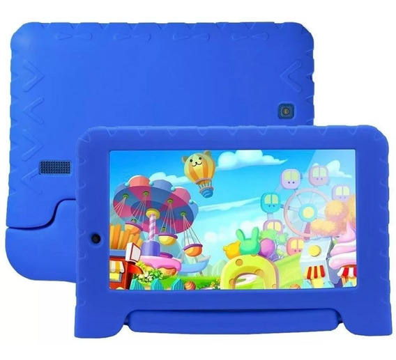 Tablet Multilaser Kid Pad Plus 8gb Wi-fi Android 7.0 1gb Ram