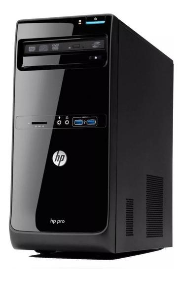 Computador Hp Pro I3, 2gb Ram, 500gb Hd, Win 7