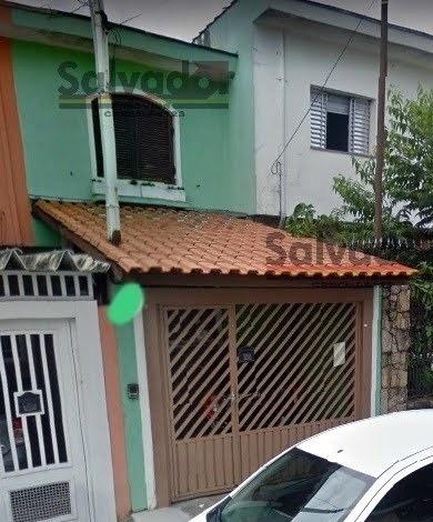 Sobrado Na Rua Mocoembu - Planalto Paulista - São Paulo - 7710