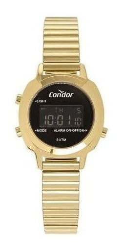 Relógio Condor Feminino Digital Cojh512ah/4p