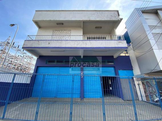 Loja Para Alugar, 512 M² Por R$ 6.000,00 - Chapada - Manaus/am - Lo0152