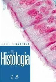 Livro Atlas Colorido De Histologia Leslie P. Gartner