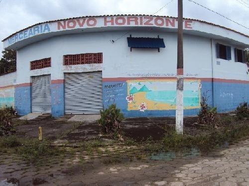 Ótimo Comércio Com Moradia Em Itanhaém, Litoral Sul De Sp