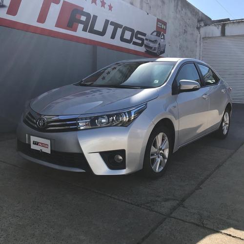 Toyota Corolla Xei Pack 2015