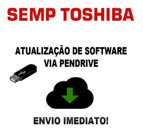 Atualização De Software Tv Semp Toshiba Dl3244(a)w