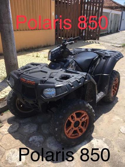 Quadriciclo Polaris 850 Sportman 4x4 N~ Fourtrax Can An