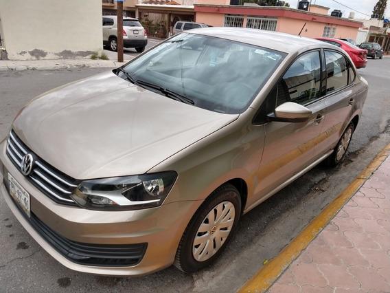Volkswagen Vento 1.6 Starline At 2017