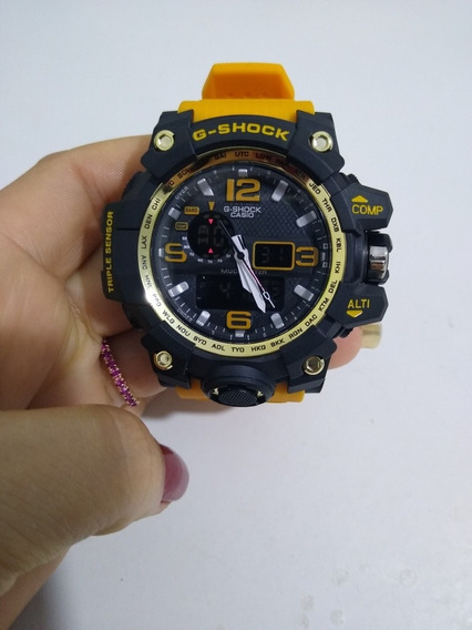 Kit 6 Relógios +6 Caixinhas Atacado