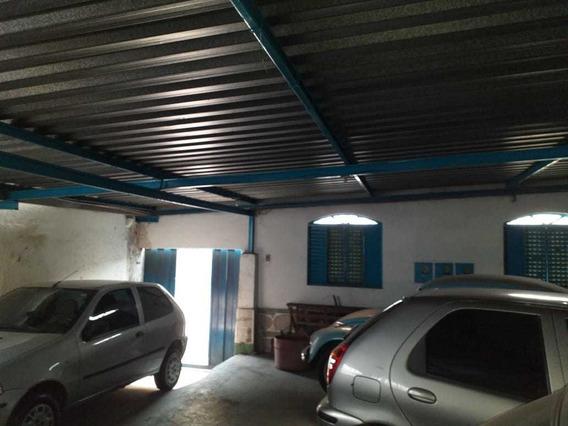 Execelente Com 1 Casa E 1 Barracao E 1 Balcao - Ed3357