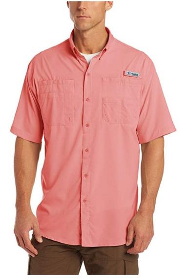 Camisa Para Hombres Columbia Tamiami Ii (liquidación) M/c