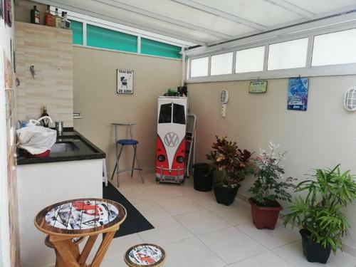 Imagem 1 de 15 de Cobertura À Venda, 126 M² Por R$ 550.000,00 - Vila Baeta Neves - São Bernardo Do Campo/sp - Co2751