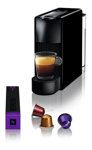 Máquina De Café Essenza Mini Preta C30 127v - Nespresso