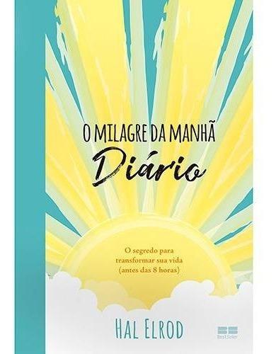 Livro - O Milagre Da Manhã Diário