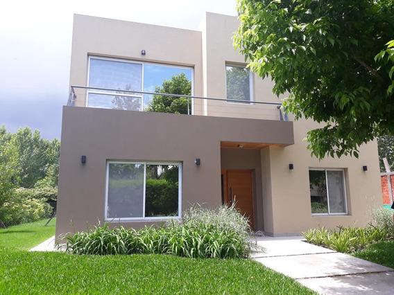 Venta - Casas - Ingeniero Maschwitz - Acacias Blancas -barrio Privado - Escobar - Country - Casa A Estrenar
