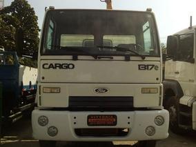 Caminhão Ford Cargo 1317 E-munck