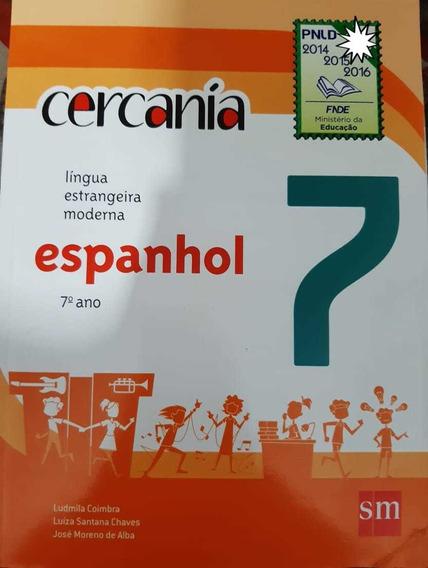 Livro - Cercanía - Espanhol -7-8-9 Ano