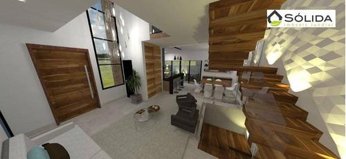 Imagem 1 de 23 de Casa Com 3 Dormitórios À Venda, 224 M² Por R$ 1.180.000,00 - Jardim Celeste - Jundiaí/sp - Ca0304