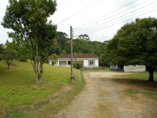Imagem 1 de 15 de Sítio  Rural À Venda, Chácaras Rincão Gl Iii, Caucia Do Alto, Cotia. - Si0445
