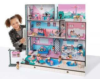 Lol Surprise Doll House, Casa De Muñecas Lol Surprise L.o.l