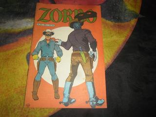 Hq Zorro Nr 35 Editora Ebal