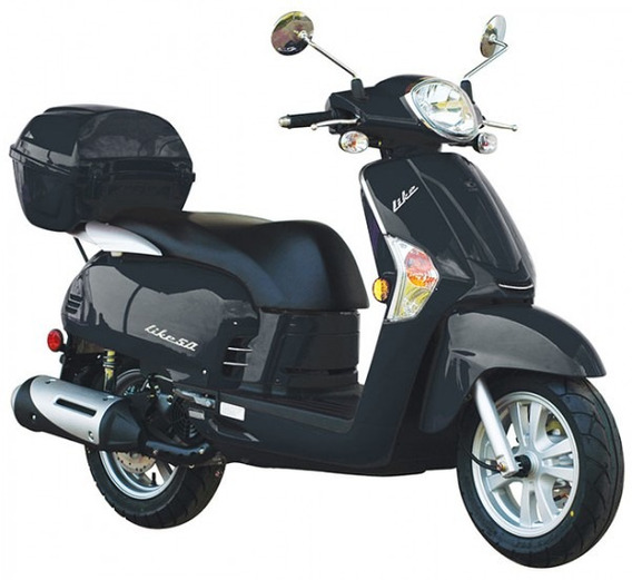 Kymco Like 200i 0km 0 Km 999 Scooter Contado 999 Motos