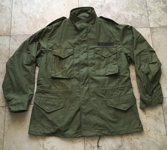 Chaqueta Militar M-65 (verde)