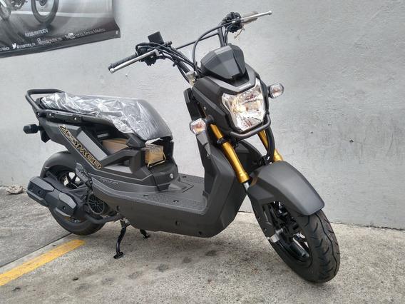 Honda Zoomer X Mod 2020