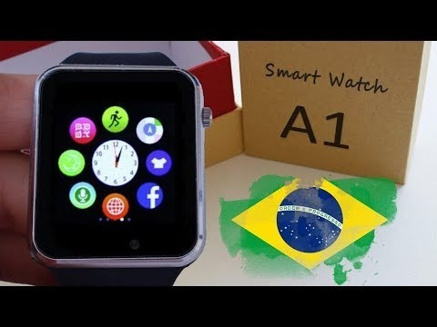 Smart Watch A1 Novo