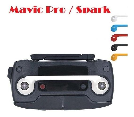 Dji Mavic Pro Spark Protetor De Stick E Tela Para Controle