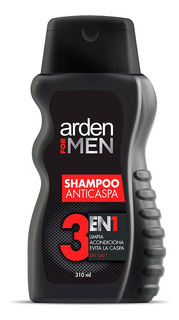 Shampoo Anticaspa Arden For Men 310ml Marca Arden For Men