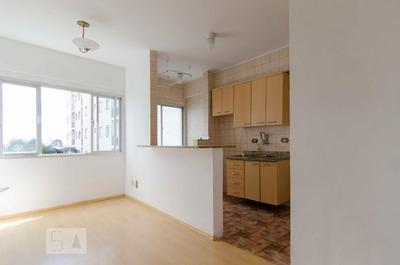 Apartamento No 3º Andar Com 1 Dormitório E 1 Garagem - Id: 892880111 - 180111