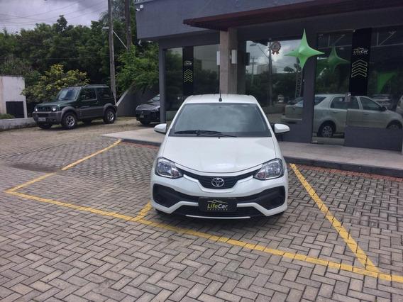 Toyota Etios 1.5 X Sedan 16v Flex 4p Automático