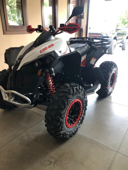 Can Am Renegade 850 Con Accesorios