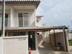 Casa Duplex 2 Suítes Condomínio Fechado Campo Grande Pronto