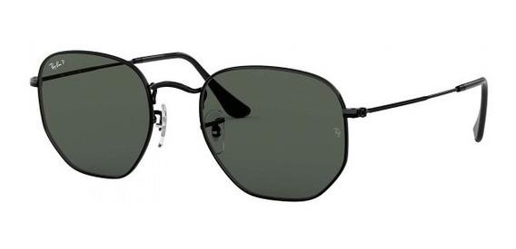 Óculos De Sol Ray-ban Flat Lenses Rb3548nl 002/58 - Refinado
