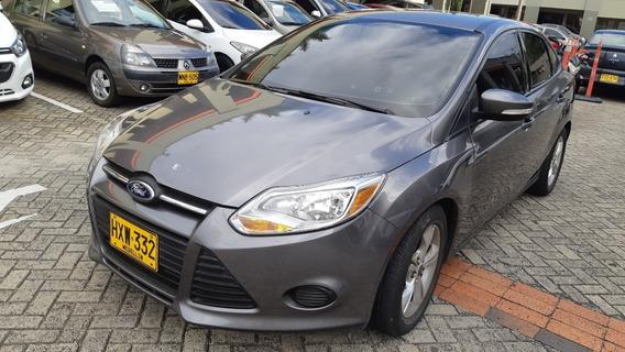 Ford Focus Se Automatico 2014