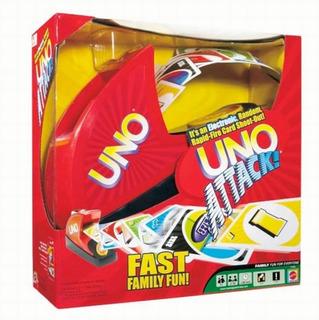 Juego Uno Attack Jugueteria Bunny Toys