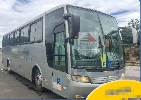 Ônibus Rodoviário Busscar Vissta Buss - 08/08 - 44 Lugares
