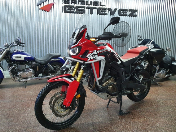 Honda Crf 1000 Aut Africa Twin - 2017 - Impecable - Financ