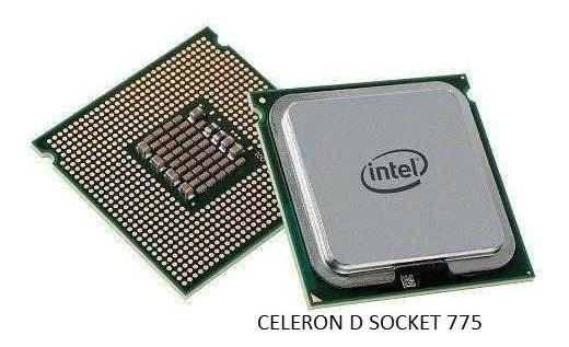 Processador Intel Celeron D 336 2.8ghz Socket 775 Compre Já