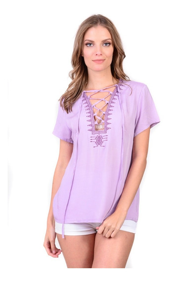 Blusa Capricho Collection Cmf-146
