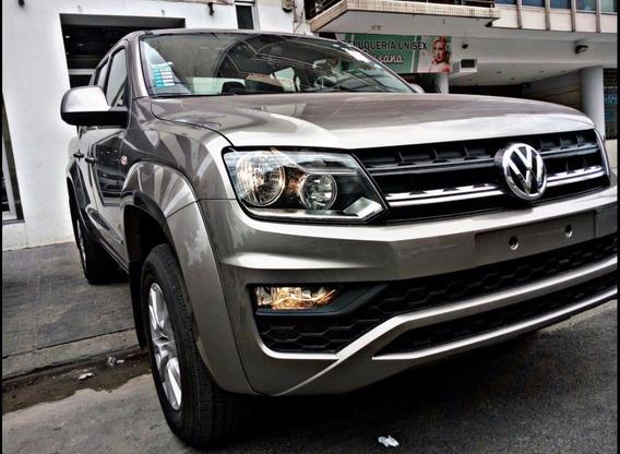 Volkswagen Amarok 2.0 Cd Tdi 180cv Comfortline 0km 2020 4x2