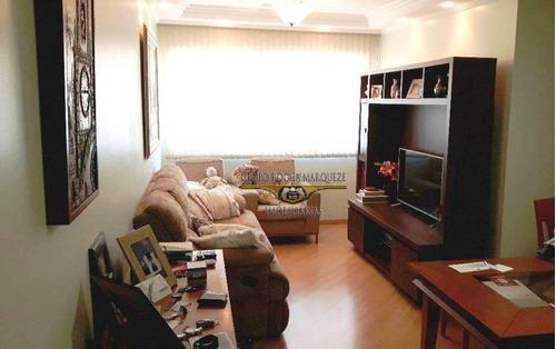 Imagem 1 de 15 de Apartamento Com 3 Dormitórios À Venda, 72 M² Por R$ 430.000,00 - Vila Prudente (zona Leste) - São Paulo/sp - Ap2869