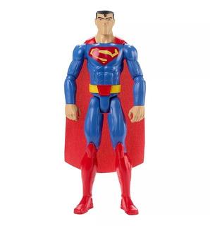 Figura Superman Dc Comics Juguete Pp.