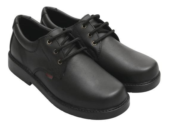 Zapatos Nena Nene Unisex Colegial Marcel Acordonados