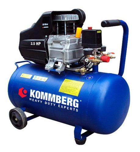 Compresor De Aire Eléctrico Monofásico Kommberg Kb-d2550 220