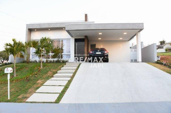 Casa À Venda, 270 M² Por R$ 1.680.000,00 - Reserva Da Serra - Jundiaí/sp - Ca1785
