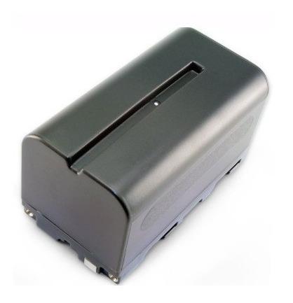 Bateria Np F970 Para Iluminadores De Led Fotografia Filmagem
