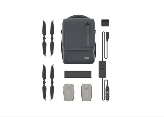 Kit Mavic 2 Pro E Zoom Original Fly More Mavic 2 C/ Nf