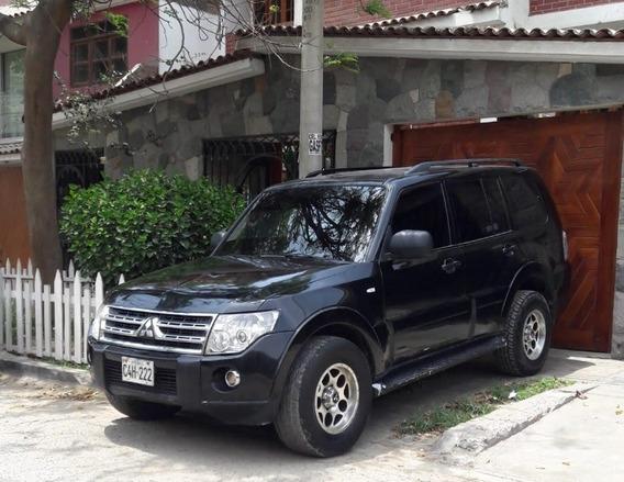 Camioneta Mitsubishi Montero 4x4 Negociable Vendo/cambio